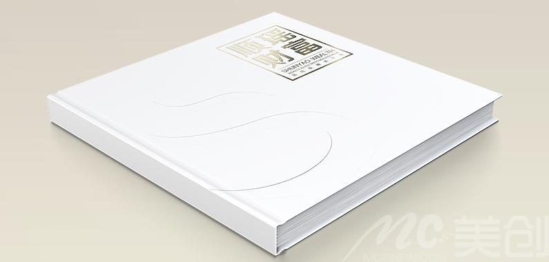 深圳画册设计顺瑶财务投资封面设计