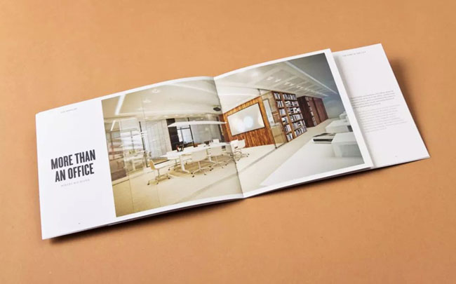 城市地产画册设计案例