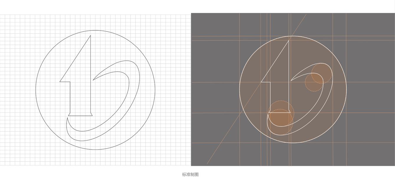 JIAWEIYI品牌LOGO形象VI设计