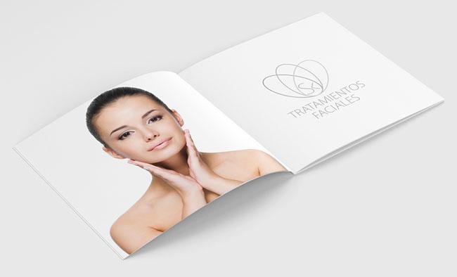 深圳化妆品公司画册设计